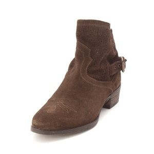 NWB Naughty Monkey Zoey Ankle Boots